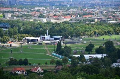 Parque Błonia
